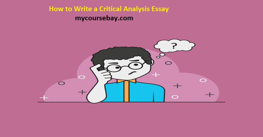 critical analysis essay writing service