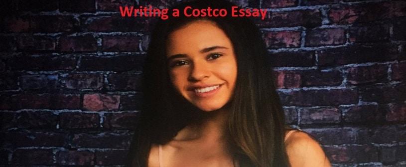 writing a costco essay