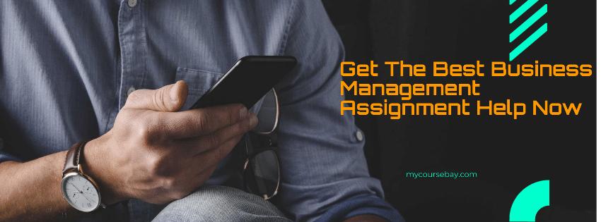 Best Business Management Assignment Help Services