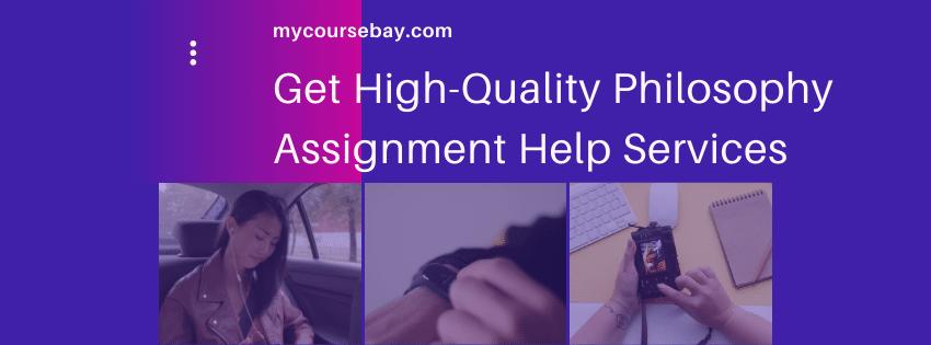 Philosophy Homework Help   Online Philosophy Assignment Help Services